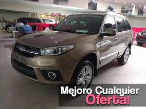 New Chery Tiggo 3 1.6 Confort Mt (amber Gold)