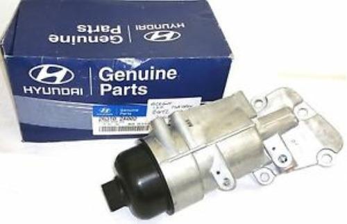 Conjunto Filtro Aceite Hyundai Accent 2006/2010