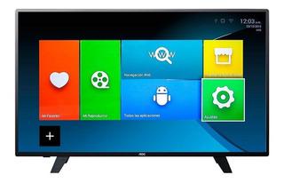 Televisor Aoc De 55 Smart Tv Full Hd