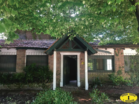2416aa-casa A Refaccionar Sobre 400 M2 San Isidro