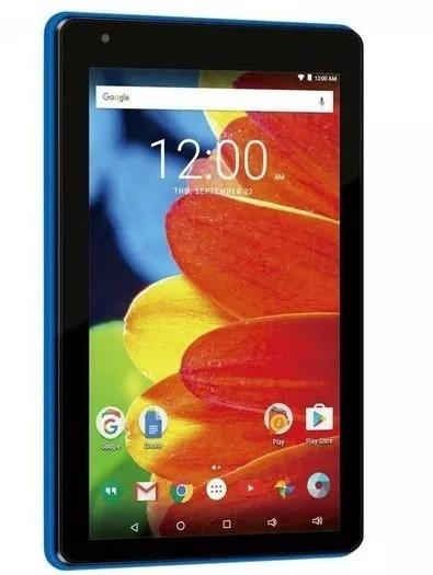 Tablet Rca Rct-6873 7 / 16gb - Azul