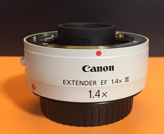 Extender Extensor Teleconversor Canon Ef 1.4x Iii