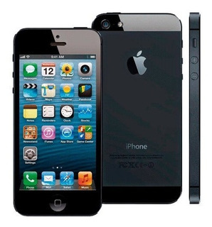 Celular Apple iPhone 5 16gb Desbloqueado Original Vitrine