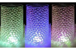 Hidrogel X 20 Bolsitas Bolitas Biogel Perla Transparente