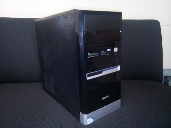 Cpu Intel Pentium D-hd 80gb-2gb Ram-3.4ghz-w7 Home Premium