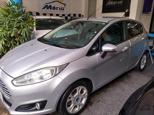 Imagem 1 de 10 de Fiesta 1.6 Se Hatch 16v Flex 4p Powershift