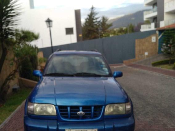 Kia Sportage Wagon (4x4) 2004, Excelente Estado!!