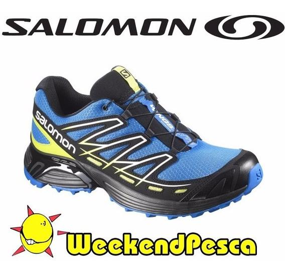 Zapatillas Salomon Wings Flyte Running - Weekendpesca 375940