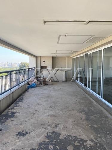 Apartamento Em Condominio De Alto Padrão No Contrapiso. - Mi82031