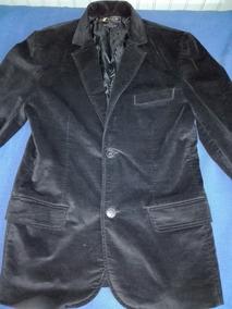 Excelente Blazer Terciopelo Fink Clothing, Talla M