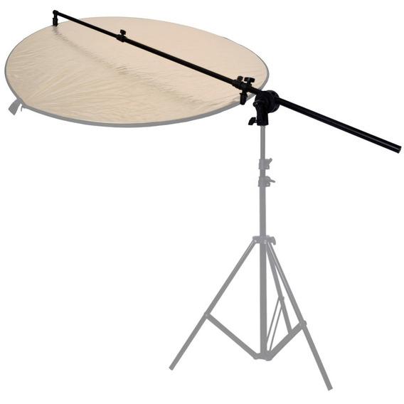 Suporte Para Rebatedor Até 1,40 Braço Telescópio