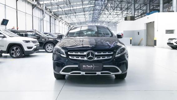 Mercedes Gla 1.6 Advance Turbo Flex 5p 2019 - Blindado