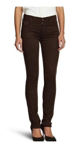 Calça Jeans Feminina Polo Ralph Lauren Skinny Original 40 P1