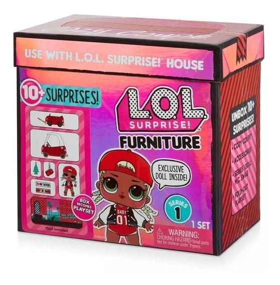 Lol Surprise Furniture Muebles Exclusivo Wabro Original
