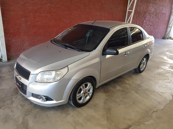 Chevrolet Aveo 2012 Gnc
