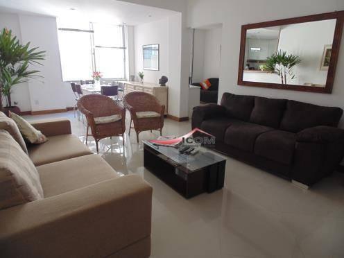 Imagem 1 de 10 de Apartamento Com 4 Dormitórios À Venda, 139 M² Por R$ 1.398.000,00 - Flamengo - Rio De Janeiro/rj - Ap4971