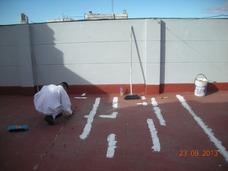Impermeabilización Medianeras Terrazas Frentes Pintura Membr