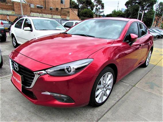 Mazda 3 Grand Touring Lx Sec 2 Gasolina Garantía De Fábrica