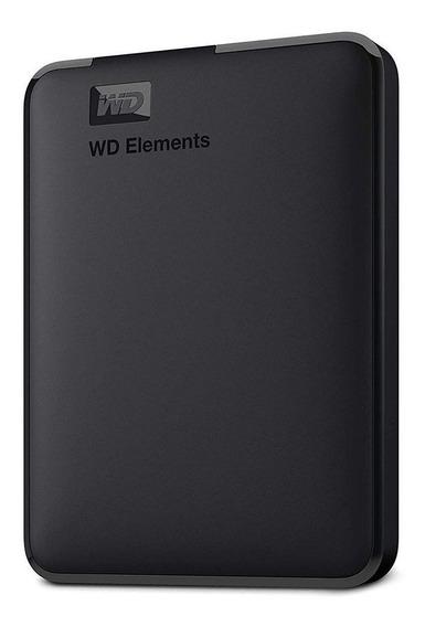 Hd Externo Portátil 2 Tb Usb 3.0 Western Digital