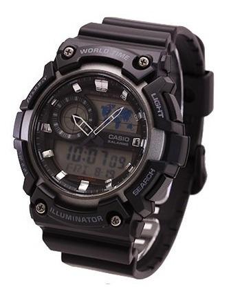 Reloj Casio Aeq-200w-1avcf