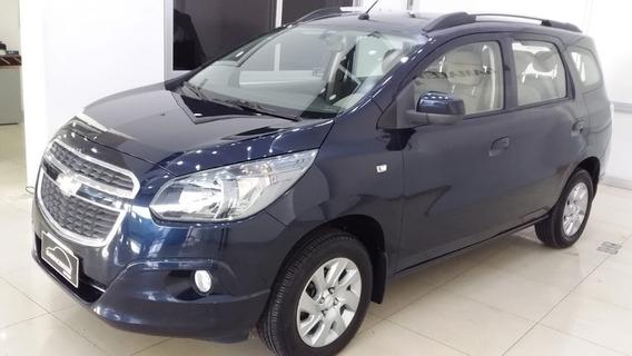 Chevrolet Spin 1.8 Ltz 7 Asientos 2014 114.000km Azul