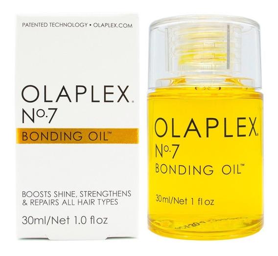 Olaplex Bonding Oil Paso 7 Serum Protector Térmico Antifrizz