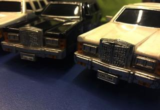 Limousine Miniatura Brinquedos Antigos