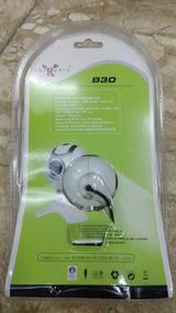 Webcam Integris B30 1.3mpx Nova Lacrada 1280x960 30fps