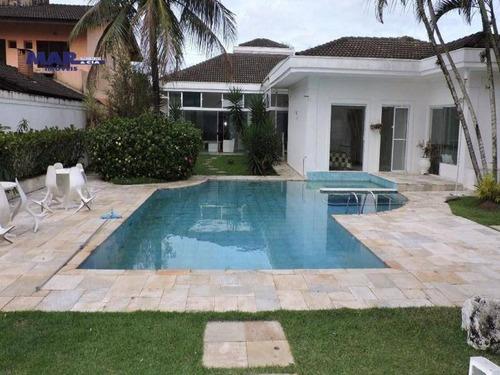 Casa Residencial À Venda, Acapulco, Guarujá - . - Ca0577