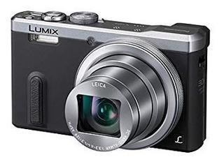 Camara Panasonic Lumix Tz61, 18,1 Mp Con Wi Fi Y Gps