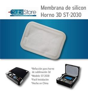 Membrana De Silicon Para Horno 3d Modelo St-2030