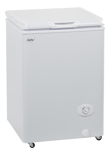 Freezer horizontal Gafa Eternity S120 blanco 112L 220V