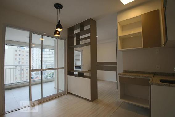 Studio No 4º Andar Com 1 Dormitório E 1 Garagem - Id: 892947745 - 247745