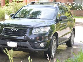 Hyundai Santa Fe 2.2 Crdi 4wd Gls 7pas 4x4 - Caja 6ta Manual