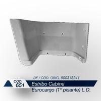 Estribo Cabine Eurocargo 500318238/500338241 (und)
