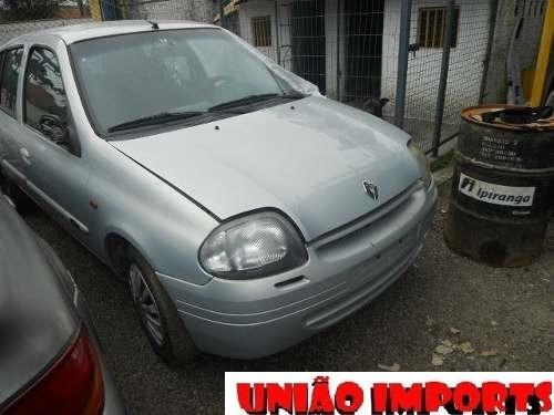 Renault Clio 1.0 16v 2002 (para Reposição De Peças)