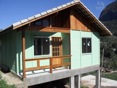 Casa A Venda No Bairro Parada Folly Em Nova Friburgo - Rj. - 2290-1