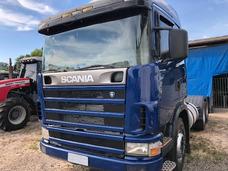 Scania 420 6x2 Ano 2005 / 2005 Top Impecável Todo Original
