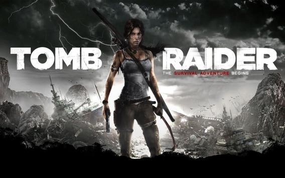 Tomb Raider: Definitive Edition Troféu Ps4