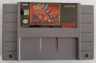 Final Fight 3 Original Snes Super Nintendo