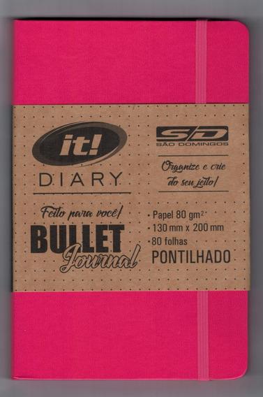 It! Diary Bullet Journal Pontilhado