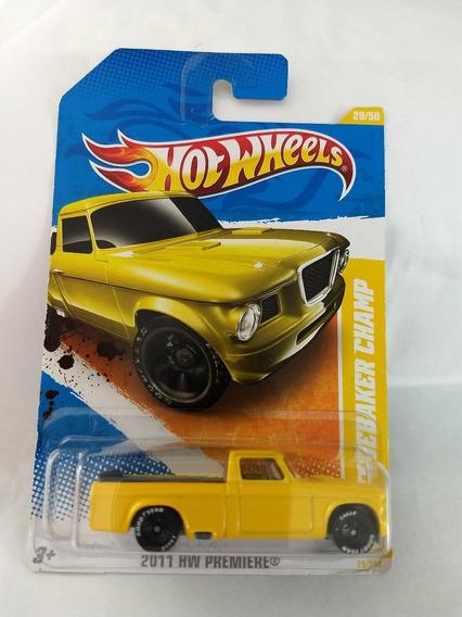 Hot Wheels - 2011 Hw Premiere -