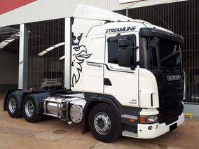 Scania R 440 2014/14 6x2 Streamline