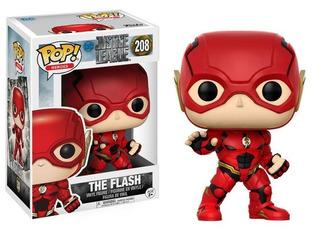Funko Pop Heroes #208 Justice League The Flash Dakentoys