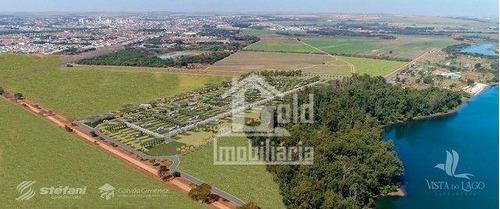 Imagem 1 de 2 de Terreno À Venda, 240 M² Por R$ 85.000 - Jardim Boa Vista - Sertãozinho/sp - Te0618