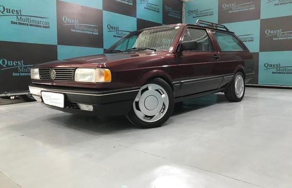 Volkswagen Parati - 1991 1.8 Gls 8v Gasolina 2p Manual