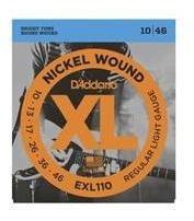 Encordado Guitarra Electrica Daddario 010 Exl110
