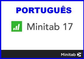 Minitab - 17 + Licença + Português