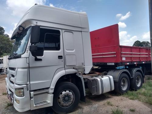 Sinotruck 380 6x4 2011! Scania/volvo/mb/vw