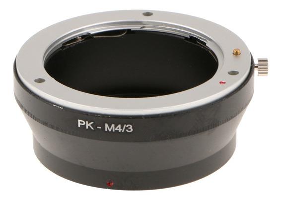 Anel Adaptador Para Pentax Pk Lente Para Micro 4/3 M43 Olimp